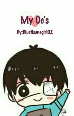 My Oc's by ShioyakiYomiko