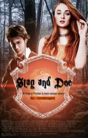 Stag and Doe ~ Harry Potter's Twin Sister by ronnierogers
