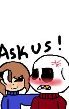 Ask Fell Sans! (And Me!) by Rainbow_The_Shipper