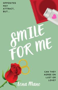 Smile for Me (His Almost Boyfriend on Radish Fiction) cover