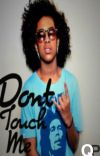 Dont touch me (A Princeton Love story) cover