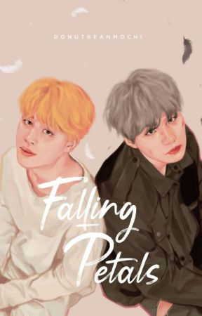 [OG] Falling Petals •YoonMin• by donutbeanmochi