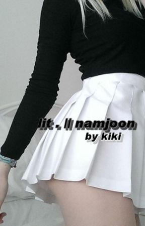lit | kim namjoon by CompleteDarkness