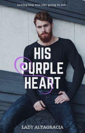 His Purple Heart by LadyAltagracia