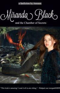 Miranda Black and the Chamber of Secrets cover