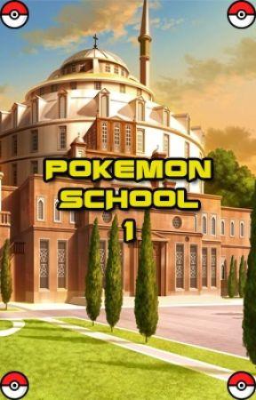 Pokemon School (Amourshipping Story) by SawyerKamiya