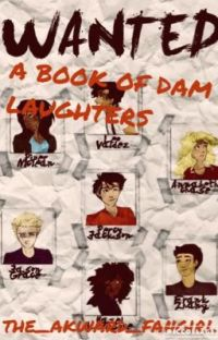 A Book of Dam Laughters cover