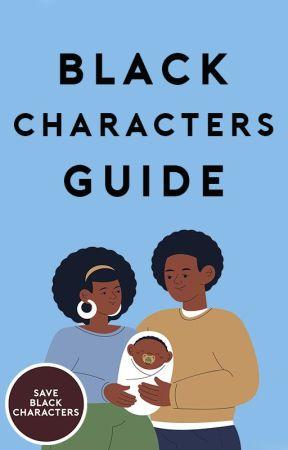 Black Characters Guide by saveblackcharacters