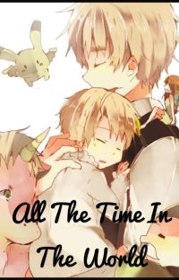 All the time in the world (UsUk) cover