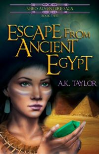 Escape from Ancient Egypt (Neiko Adventure Saga Book #2) cover