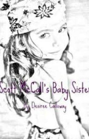 Scott McCalls Baby Sister by Jade_14_