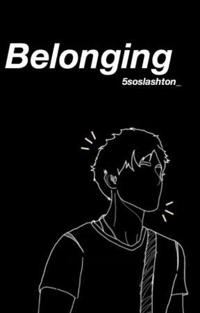 Belonging ϟ Lashton by 5soslashton_