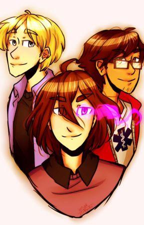Onimikeler: Meet The Crissons by NinjaNekoAru