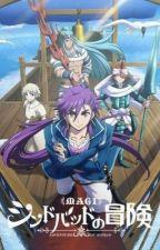 Sailing the seas (Teenage Sinbad x Reader/Oc) by VenusStoleTata