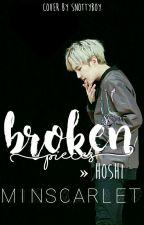 • Broken Pieces • || Seventeen Hoshi  by MinScarlet