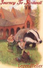 The Book-Jumper of Redwall by LegendTeller
