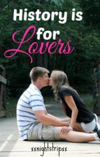 History is for Lovers (Student/Teacher relationship) cover