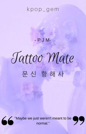 Tattoo Mate (BTS Jimin Fanfic) by kpop_gem