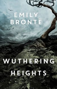 WUTHERING HEIGHTS - EMILY BRONTE cover