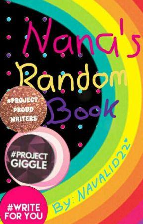 Nana's Random Book by Nanzzero