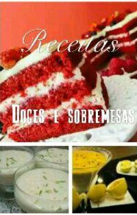 Receitas:Doces E Sobremesas cover