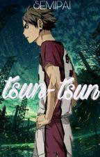 Tsun-Tsun • Semi Eita ✔ by semipai