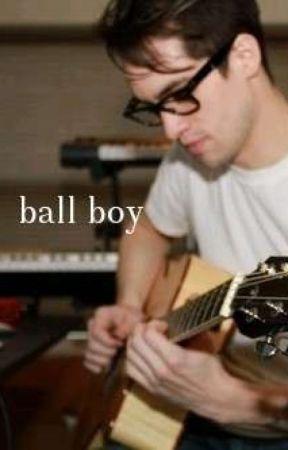 ball boy • b.u by DiscoAtTheBallroom