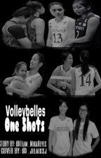 Volleybelles One-shots by Team_MikaReyes