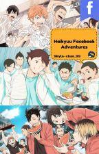 Haikyuu Facebook Adventures by Skyla15699