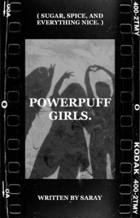 POWERPUFF GIRLS ━ CHAMPIONS ( MARVEL COMICS ) by estreIIas