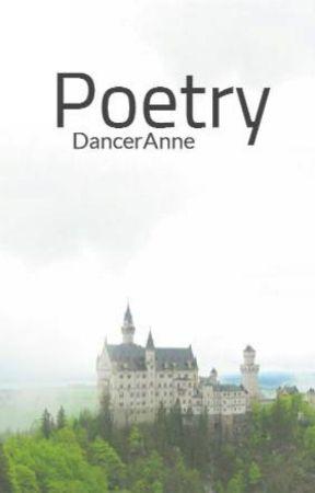 Poetry by DancerAnne