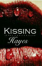 Kissing Hayes #1  by linastefanova