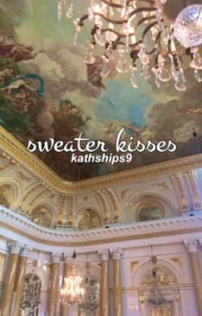 sweater kisses // zanvis fanfiction by KathShips9