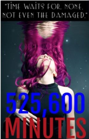 525,600 Minutes by SkylarVinicci