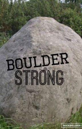 Boulder Strong by LegitWalrus