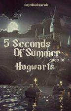 5SOS Goes To Hogwarts by awsugaar