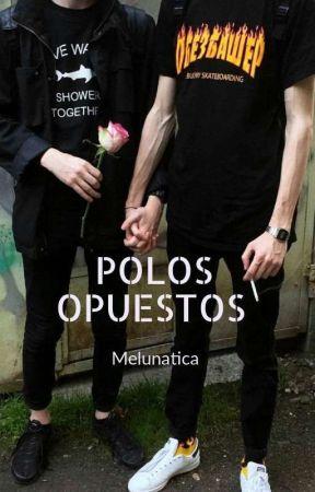 Polos opuestos by Melunatica