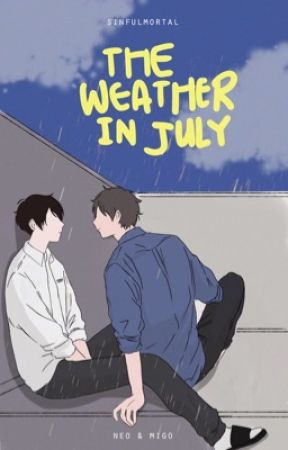 The Weather in July by intactsoul