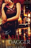 The Scarlet Dagger (The Red Sector Chronicles, #1) cover