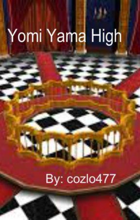 Yomi Yama High (Danganronpa Fan Fiction) by cozlo477