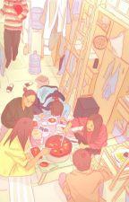 [ Fanfiction ] (Tạm ngưng) Ký túc xá  bẩn bựa TC - Mở đầu cho một huyền thoại by Ane_Natsuhiko