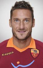 Francesco Totti by ValeRoma00