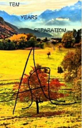 Ten Years Separation by ririsasy