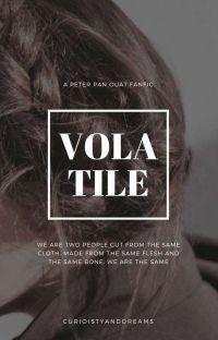 VOLATILE  (I) : peter pan ouat cover
