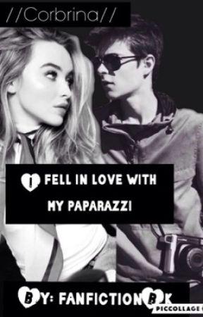 I FELL IN LOVE WITH MY PAPARAZZI   //corbrina// by itzlolojauregui