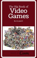 The Big Book Of Video Game Imagines by Lil_Lyssa13