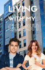 Living With My Crush - Leonetta by PreciadoA