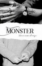 Monster; Stylinson ; by Ziamcxmdrop