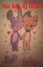 Bonnie X Freddy: The Key to Heart by jaydendecade