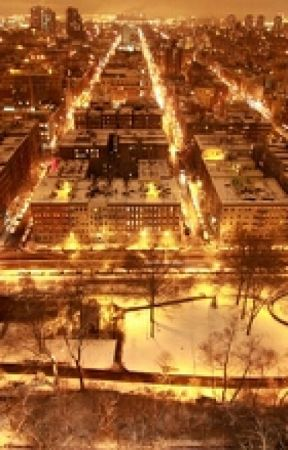 Harlem Nights  by -ZoeKravitz-